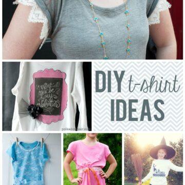 DIY T-Shirt Ideas