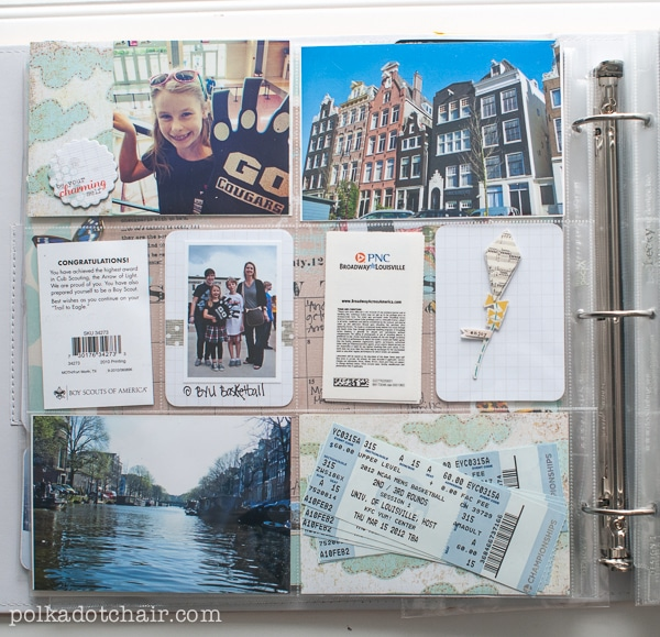 Project Life Ideas Project-life-scrapbook