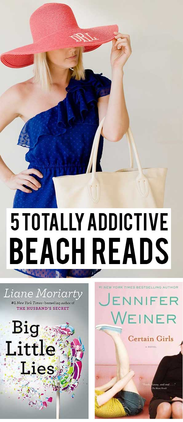 5 Totally Addictive Beach Reads