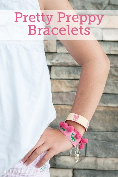 Diy Ribbon Bracelets
