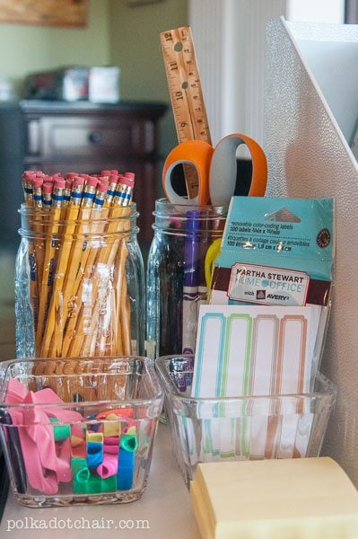 Back To School Tips Create A Homework Station