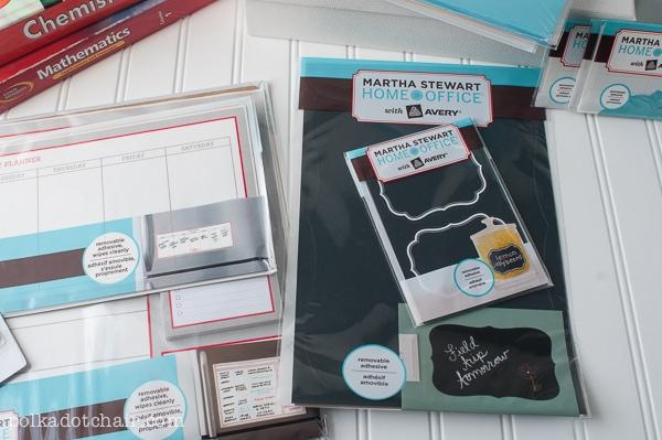 Martha stewart home office 1 the polka dot chair Martha stewart home office design ideas