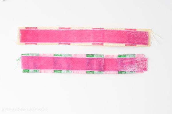 New Sew Ribbon Bracelets