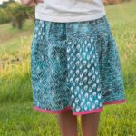 Patchwork Twirl Skirt Tutorial