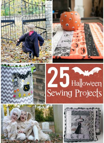 The Polka Dot Chair - Page 3 of 48 - A Modern DIY & Sewing ...