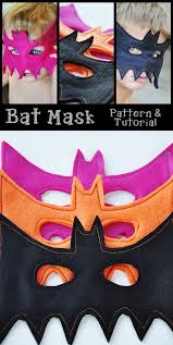 Bat Mask Sewing Tutorail