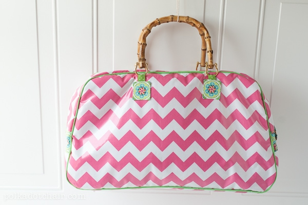 laminate-chevron-bag-tutorial