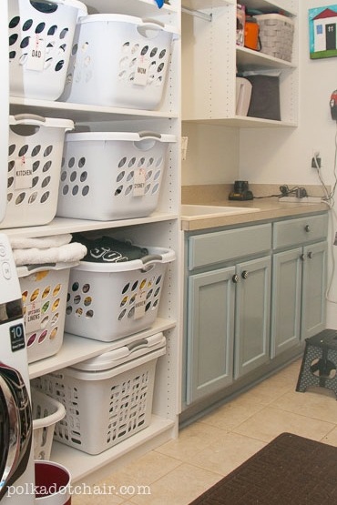 laundry room ideas for storage and organization. Black Bedroom Furniture Sets. Home Design Ideas