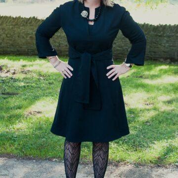 Project Sewn: Little Black Dress