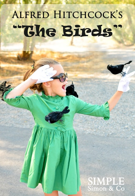 The Birds, Halloween Costume Idea