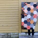 Large Hexagon Quilt Tutorial