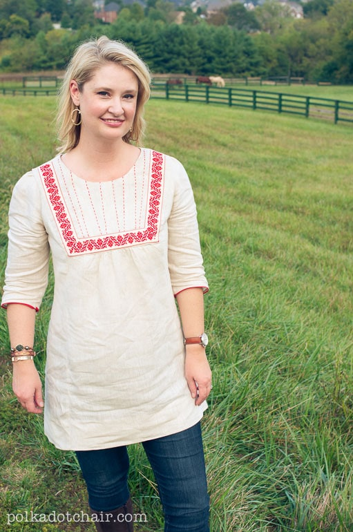 how-to-sew-a-tunic