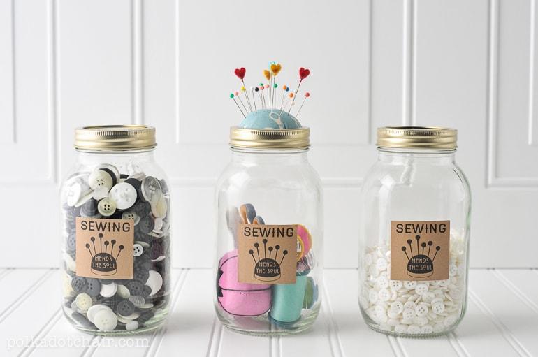 Diy Jar Decoration Ideas Simple