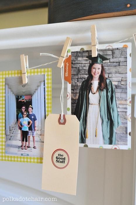 DIY Thanksgiving Family Memory Banner
