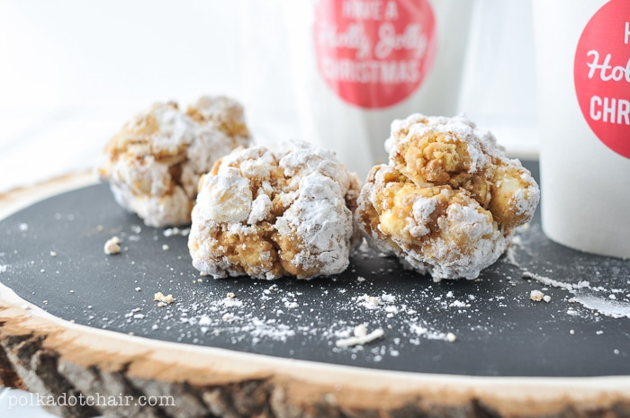 Recipe for Marshmallow, Coconut and Graham Cracker Bites -