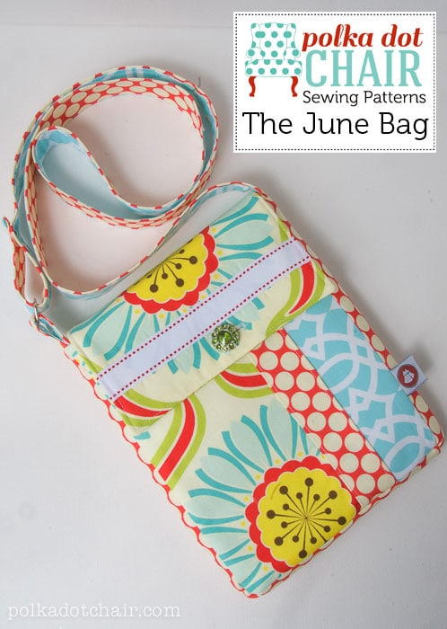 June Bag Sewing Pattern