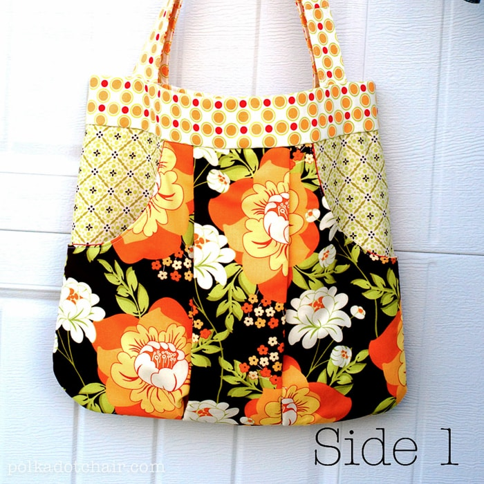 March Bag Sewing Pattern