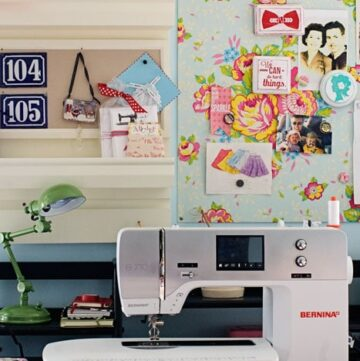 Bernina 710 Sewing Machine Review