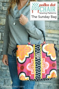 Sunday Bag Sewing Pattern