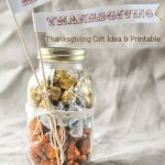Thanksgiving Gift Idea & Printable