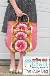 July Bag Sewing Pattern