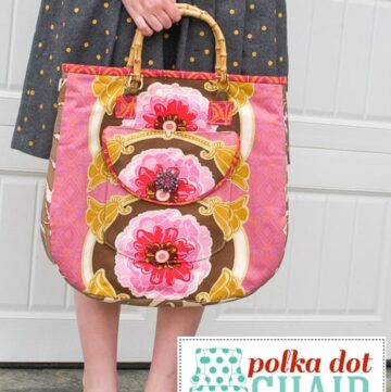 The July Bag Sewing Pattern