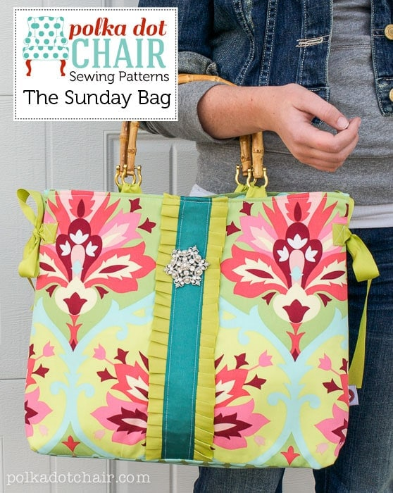 The Sunday Bag Sewing Pattern