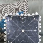 DIY Snowflake PIllow