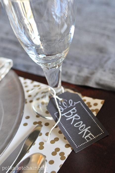 Thanksgiving Table Ideas The Polka Dot Chair