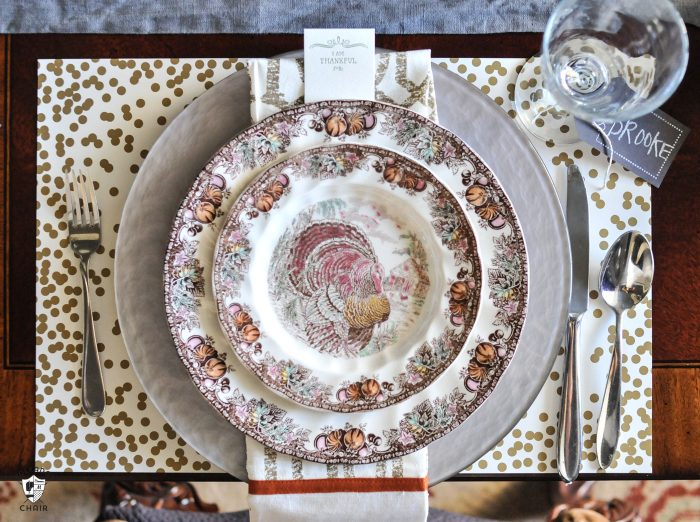 4 Simple and Creative Thanksgiving Table ideas