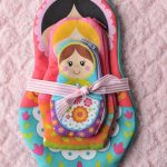 Nesting Dolls Sewing Pattern