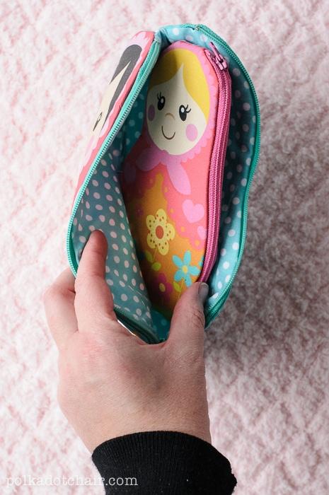 Nesting Dolls Sewing Pattern
