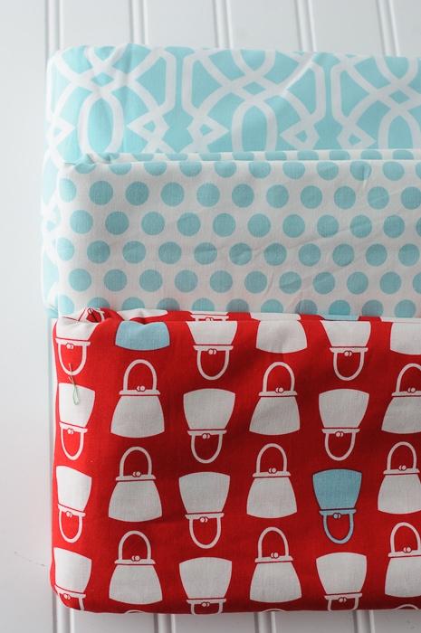 Polka Dot Chair Mega Fabric Giveaway