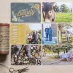 How To: 3 x 4 Photos for Scrapbooking