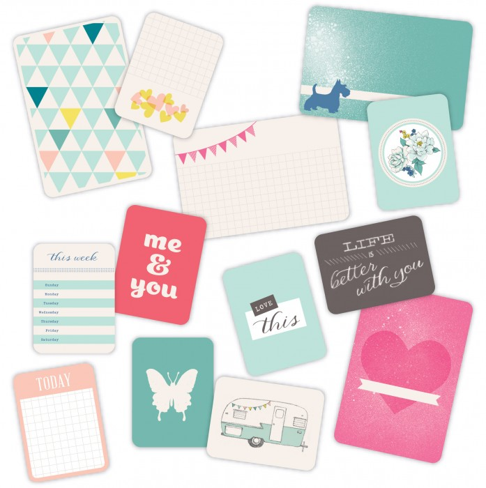 Polka Dot Party Scrapbooking Kit
