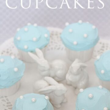 Polka Dot Cupcakes by girl. inspired.