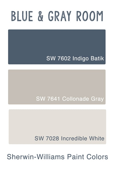 Room Colors Slate Aqua