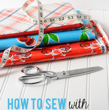 How to Sew with Laminated Fabric
