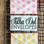 Polka Dot Envelopes by eighteen25
