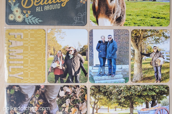 How To 3 X 4 Photos For Scrapbooking Project Life