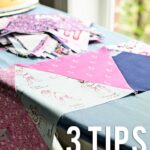 3 Tips for Beginner Quilters