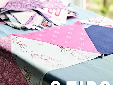 3 Tips for Beginner Quilters & Fabulously Fast Quilts Book Tour