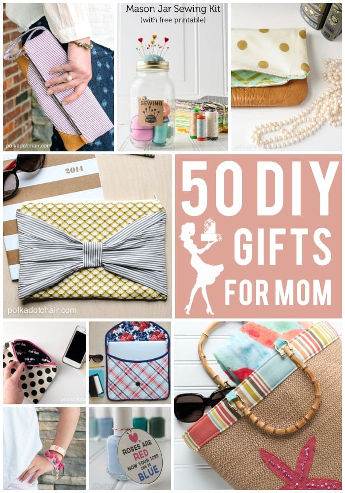 50 diy mother 39 s day gift ideas Mothers day presents diy