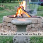 Outdoor Firepit Seating