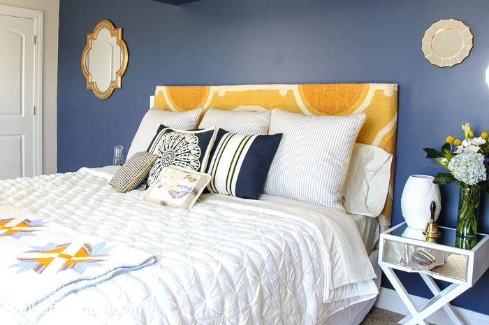 Navy Color Room Ideas