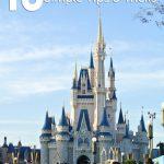 15 Simple Disneyworld Tips & Tricks