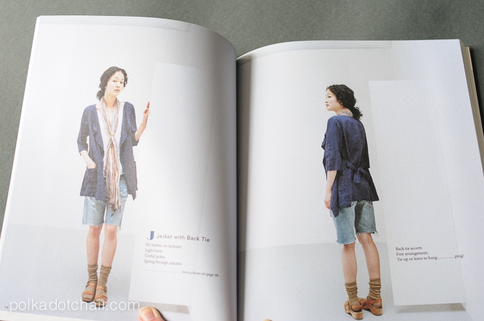 Review of Sew Chic and Sew Chic kids, two Japanese Sewing books translated into English on polkadotchair.com