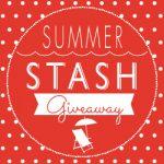 Summer Stash Giveaway