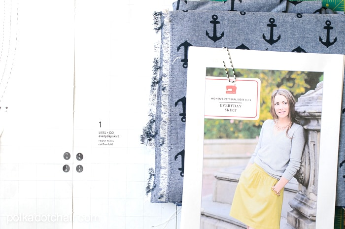Everyday Skirt Sewing Pattern