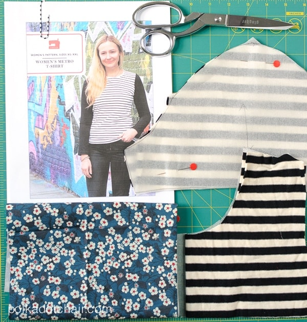 Metro Shirt Sewing Pattern